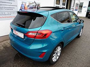 Ford Fiesta 1.0 EcoBoost TITANIUM (neues Modell)